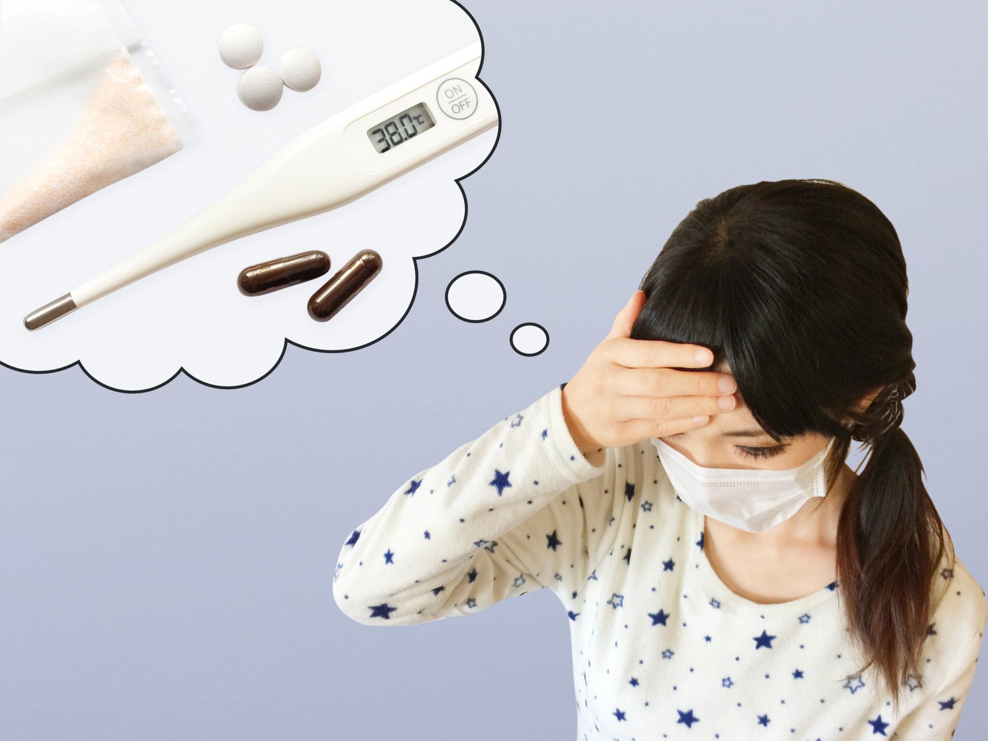 冬の風邪予防!ママの風邪対策で家族を守ろう!咳や喉の痛みに効く食べ物は?