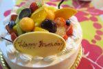 ケーキの注文はネットが便利!東京の写真入りケーキが予約できるお店