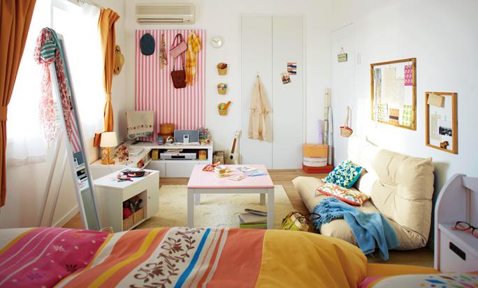 一人暮らしの部屋を快適にするコツ!