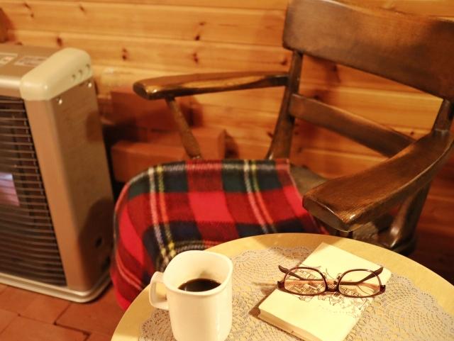 暖かい部屋