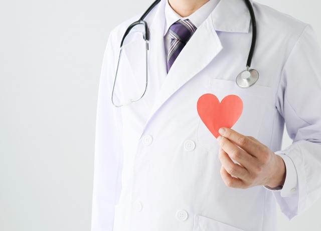 ハートを持つ医者