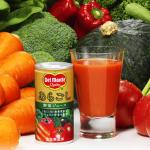 デルモンテ野菜ジュースの効果は?カロリーや栄養素とおすすめレシピ!