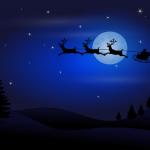 クリスマスやサンタクロースの由来は?衣装や靴下飾りの秘密とは!