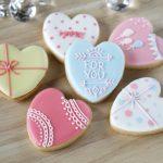 アイシングクッキーの簡単な作り方!かわいいレシピをご紹介します