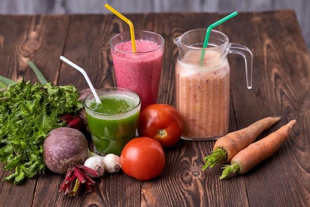 野菜ジュースランキング!無添加でおいしいのはどれ?栄養価や健康効果を紹介!